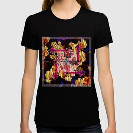 Tubular Abstract T-shirt