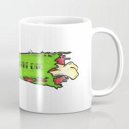 Zombie Dub - Dubs Don't Die! Coffee Mug