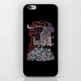 Souldrinker iPhone Skin