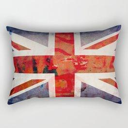Great Britain Rectangular Pillow