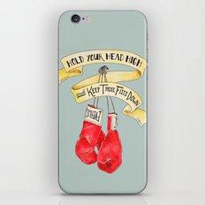 Atticus iPhone & iPod Skin