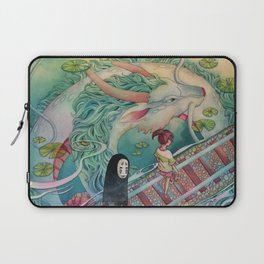 I Remember Now Laptop Sleeve