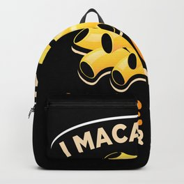 I Macaronly Have eyes for you Backpack