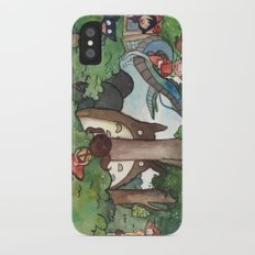 Studio Ghibli Crossover iPhone X Slim Case
