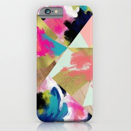 Geomagnetic iPhone Case