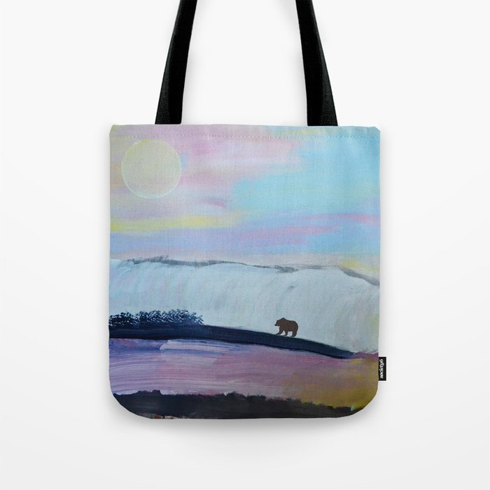 In Wonder Tote Bag