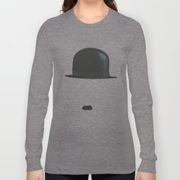 Charles Chaplin Long Sleeve T-shirt