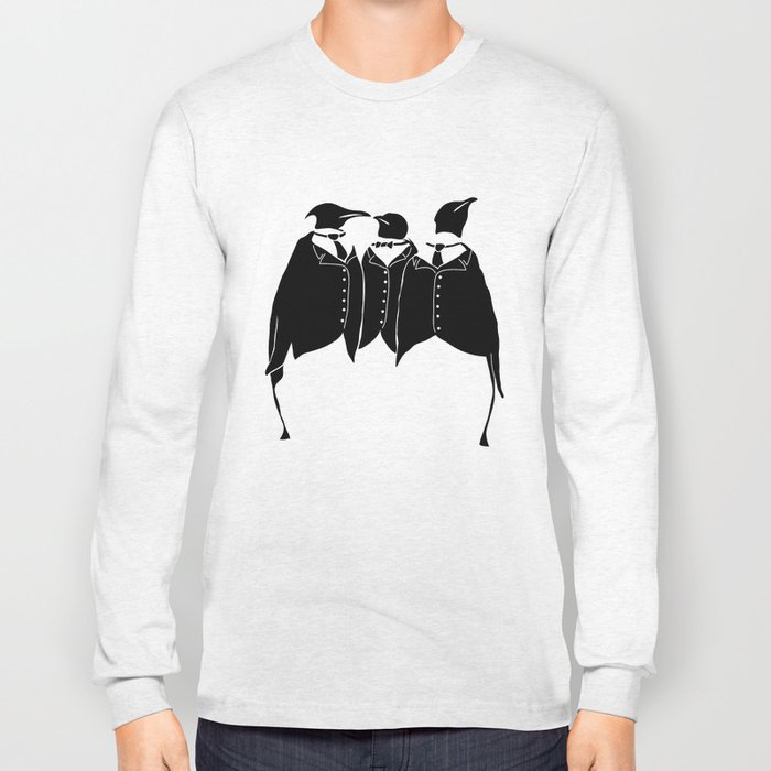 All Dressed Up And Nowhere To Go Long Sleeve T-shirt