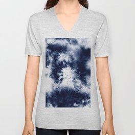 Tie Dye & Batik Unisex V-Neck