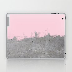 Pink Concrete Laptop & iPad Skin
