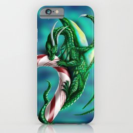 Candy Cane Hoard iPhone Case