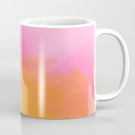 Abstract Watercolor Soft Background Coffee Mug