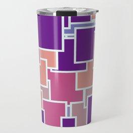 Square Travel Mug