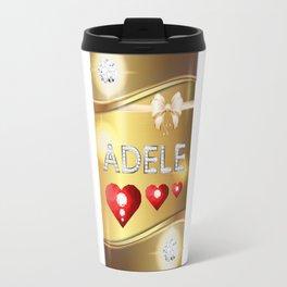 Adele 01 Travel Mug