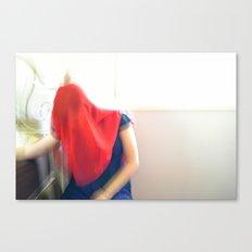 Tear You Down Canvas Print