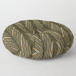 Wheat Grass Green Floor Pillow