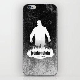 Frankenstein 1818-2018 - 200th Anniversary INV iPhone Skin