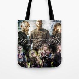 Ragnar's sons Tote Bag