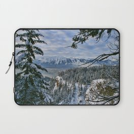 Winter View Laptop Sleeve