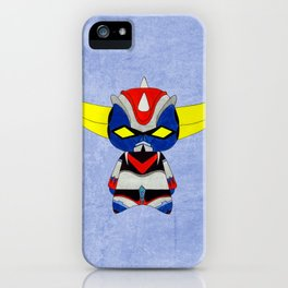 A Boy - Grendizer aka Goldorak iPhone Case