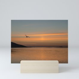 Ullapool Sunset Mini Art Print