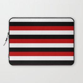 Trinidad and Tobago Yemen flag Amsterdam stripes Laptop Sleeve