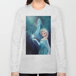 Elsa Frozen Long Sleeve T-shirt