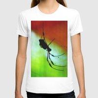 spider T-shirts featuring spider by lennyfdzz
