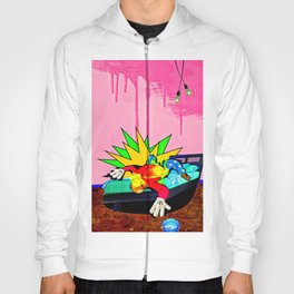 The Visual Existentialist Hoody
