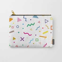 80s shapes 2 Carry-All Pouch