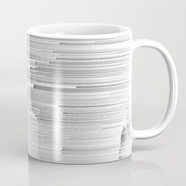 Japanese Glitch Art No.4 Coffee Mug