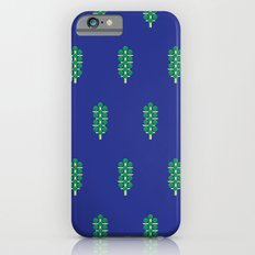 Vegetable: Brussels Sprout Blue Slim Case iPhone 6s