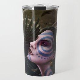 The Morrigan Travel Mug