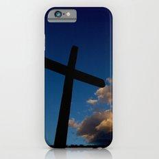 Dawn of faith iPhone 6 Slim Case