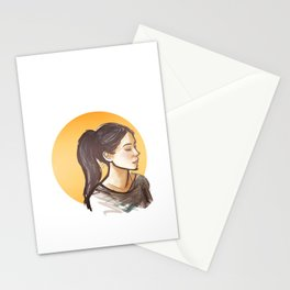 elementary: joan watson [2] Stationery Cards