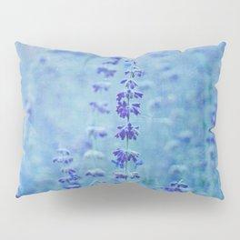 Blue Salvia Pillow Sham