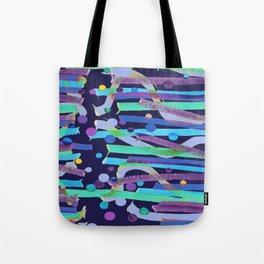 Aquatique Tote Bag