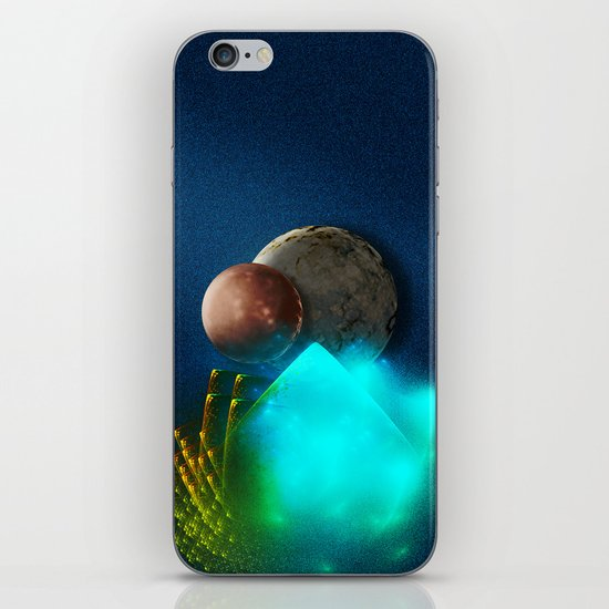 New worlds ripe for exploring iPhone & iPod Skin