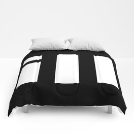 simple is ill WH Comforters