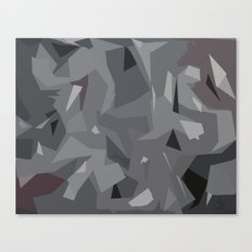 London Grey Canvas Print
