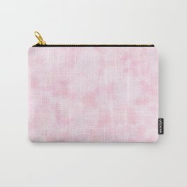 Strawberry Champagne Bubbles - Pale Pink Carry-All Pouch