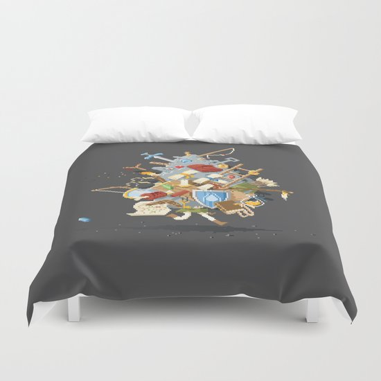 It's Dangerous to go alone, Take This. Duvet Cover