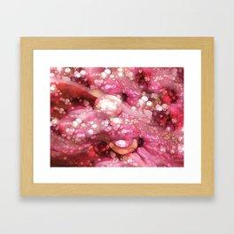 Sexy Sparkles Framed Art Print