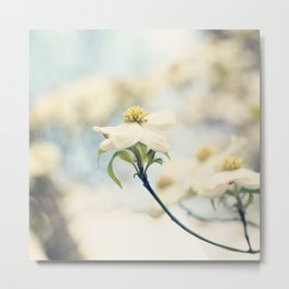 Love, the Dogwood Metal Print