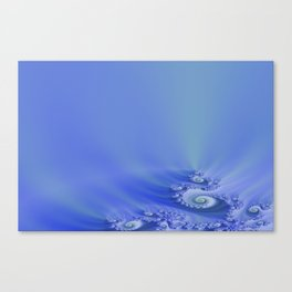 Old Man Winter Canvas Print