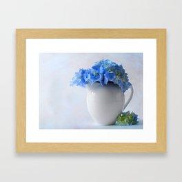 Delicately soft Framed Art Print