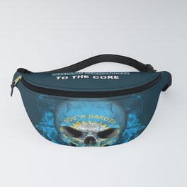 To The Core Collection: South Dakota Fanny Pack