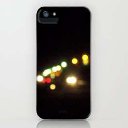 A night to remember iPhone Case