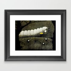 Uncospicuolicious Framed Art Print