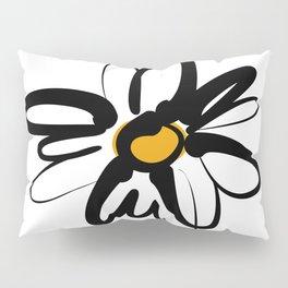 Doodle Daisy Pillow Sham